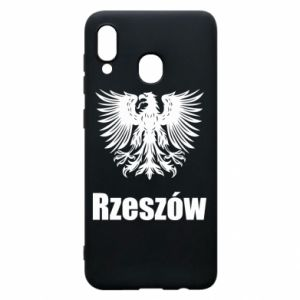 Phone case for Samsung A20 Rzeszow