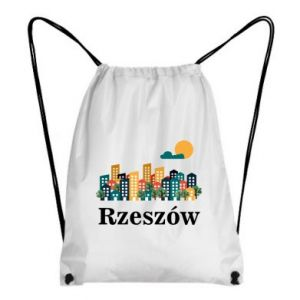 Backpack-bag Rzeszow city