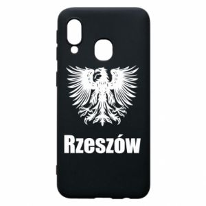 Phone case for Samsung A40 Rzeszow