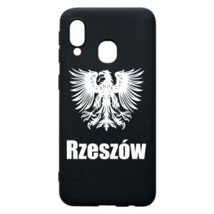 Samsung A40 Case Rzeszow