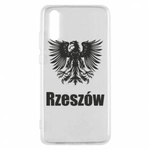 Phone case for Huawei P20 Rzeszow