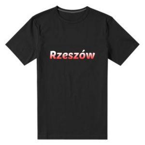 Męska premium koszulka Rzeszów