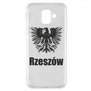 Phone case for Samsung A6 2018 Rzeszow