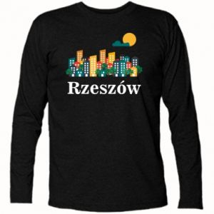 Long Sleeve T-shirt Rzeszow city
