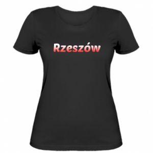 Damska koszulka Rzeszów