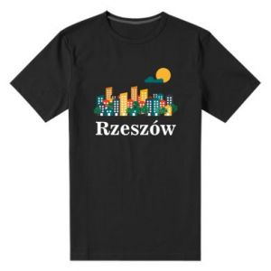 Men's premium t-shirt Rzeszow city