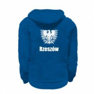 Kid's zipped hoodie % print% Rzeszow