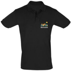 Men's Polo shirt Rzeszow city