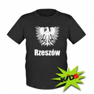 Dziecięcy T-shirt Rzeszów