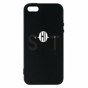 iPhone 5/5S/SE Case S hi T