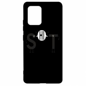 Samsung S10 Lite Case S hi T