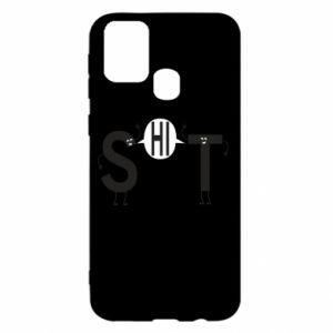 Samsung M31 Case S hi T