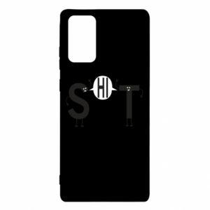 Samsung Note 20 Case S hi T