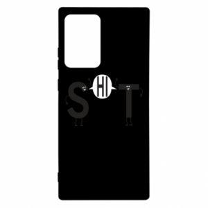 Samsung Note 20 Ultra Case S hi T
