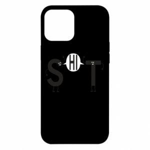 iPhone 12 Pro Max Case S hi T