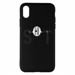 iPhone X/Xs Case S hi T
