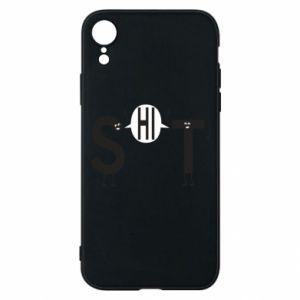 iPhone XR Case S hi T