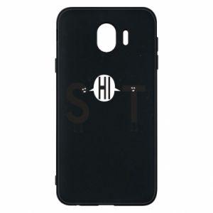 Samsung J4 Case S hi T
