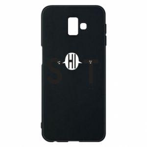 Samsung J6 Plus 2018 Case S hi T