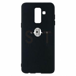 Samsung A6+ 2018 Case S hi T