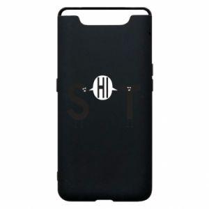 Samsung A80 Case S hi T