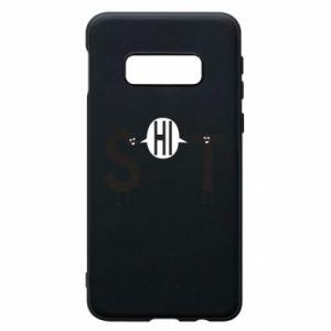 Samsung S10e Case S hi T