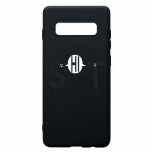 Samsung S10+ Case S hi T