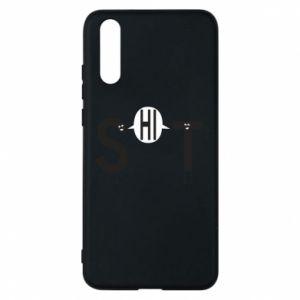 Huawei P20 Case S hi T