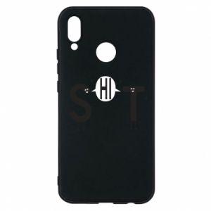 Huawei P20 Lite Case S hi T