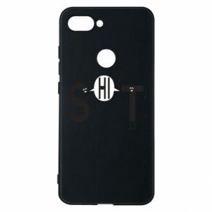 Xiaomi Mi8 Lite Case S hi T