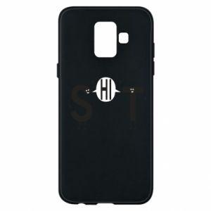 Samsung A6 2018 Case S hi T