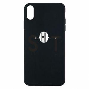 iPhone Xs Max Case S hi T