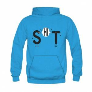 Kid's hoodie S hi T