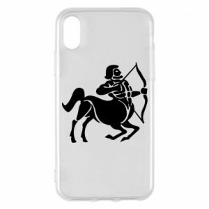 iPhone X/Xs Case Sagittarius