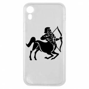 iPhone XR Case Sagittarius