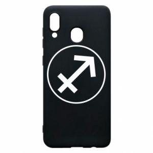 Phone case for Samsung A30 Sagittarius