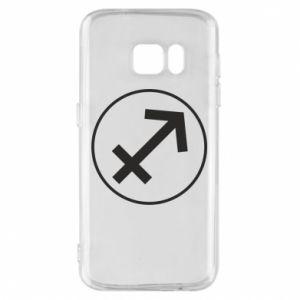 Phone case for Samsung S7 Sagittarius