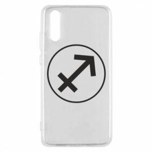 Phone case for Huawei P20 Sagittarius
