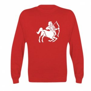 Kid's sweatshirt Sagittarius