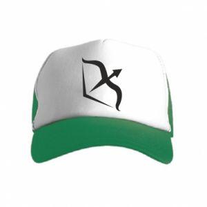 Kid's Trucker Hat Sagittarius