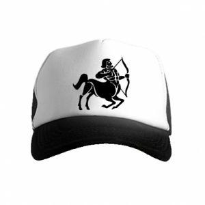 Kid's Trucker Hat Sagittarius