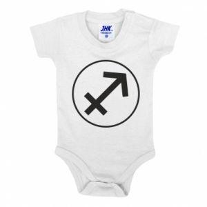 Baby bodysuit Sagittarius