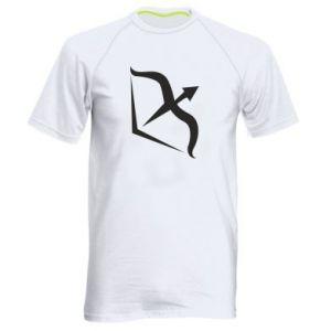 Męska koszulka sportowa Sagittarius - PrintSalon