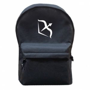 Backpack with front pocket Sagittarius