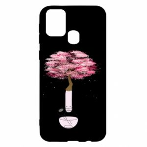 Samsung M31 Case Sakura