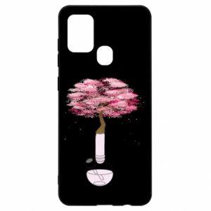Samsung A21s Case Sakura