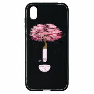 Huawei Y5 2019 Case Sakura