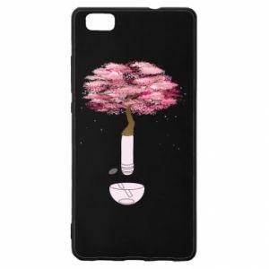 Huawei P8 Lite Case Sakura
