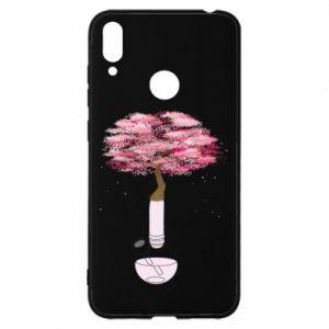 Huawei Y7 2019 Case Sakura
