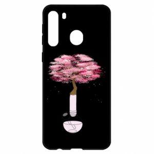 Samsung A21 Case Sakura